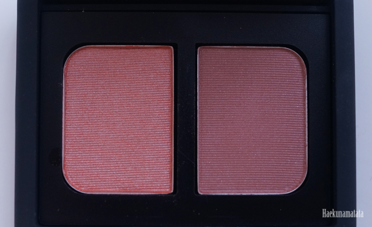 NARS St-Paul-de-Vence Duo Eyeshadow Swatch and Review2