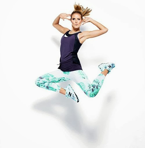 Heidi Klum HQ Pictures Women's Health US Magazine Photoshoot March 2014