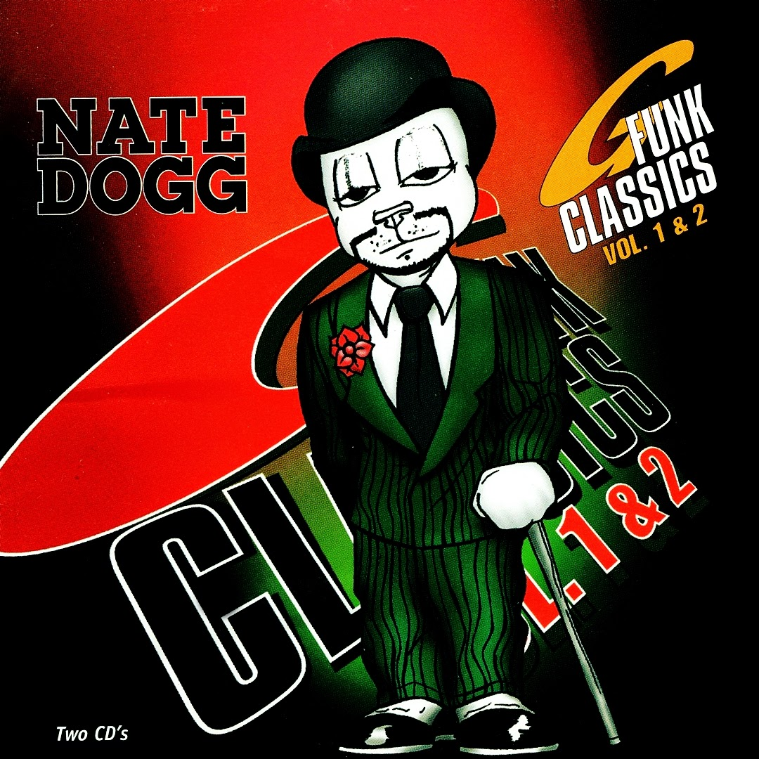 Nate Dogg - G-Funk Classics: Vol. 1 & 2 (1998)