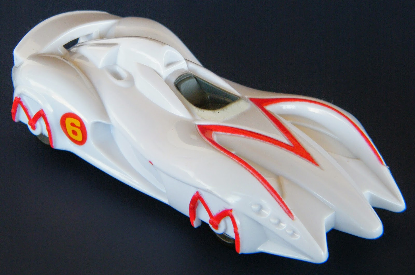 Toys And Stuff Mcdonald S Speed Racer Movie Cars No