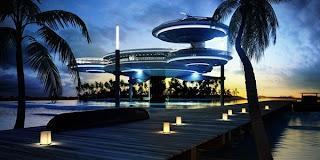Underwater Hotel Amazing  Dubai