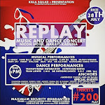 PLAN TO ATTEND #REPLAY