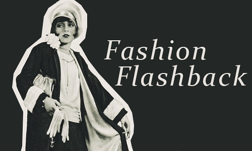 Fashion Flashback: 1920s