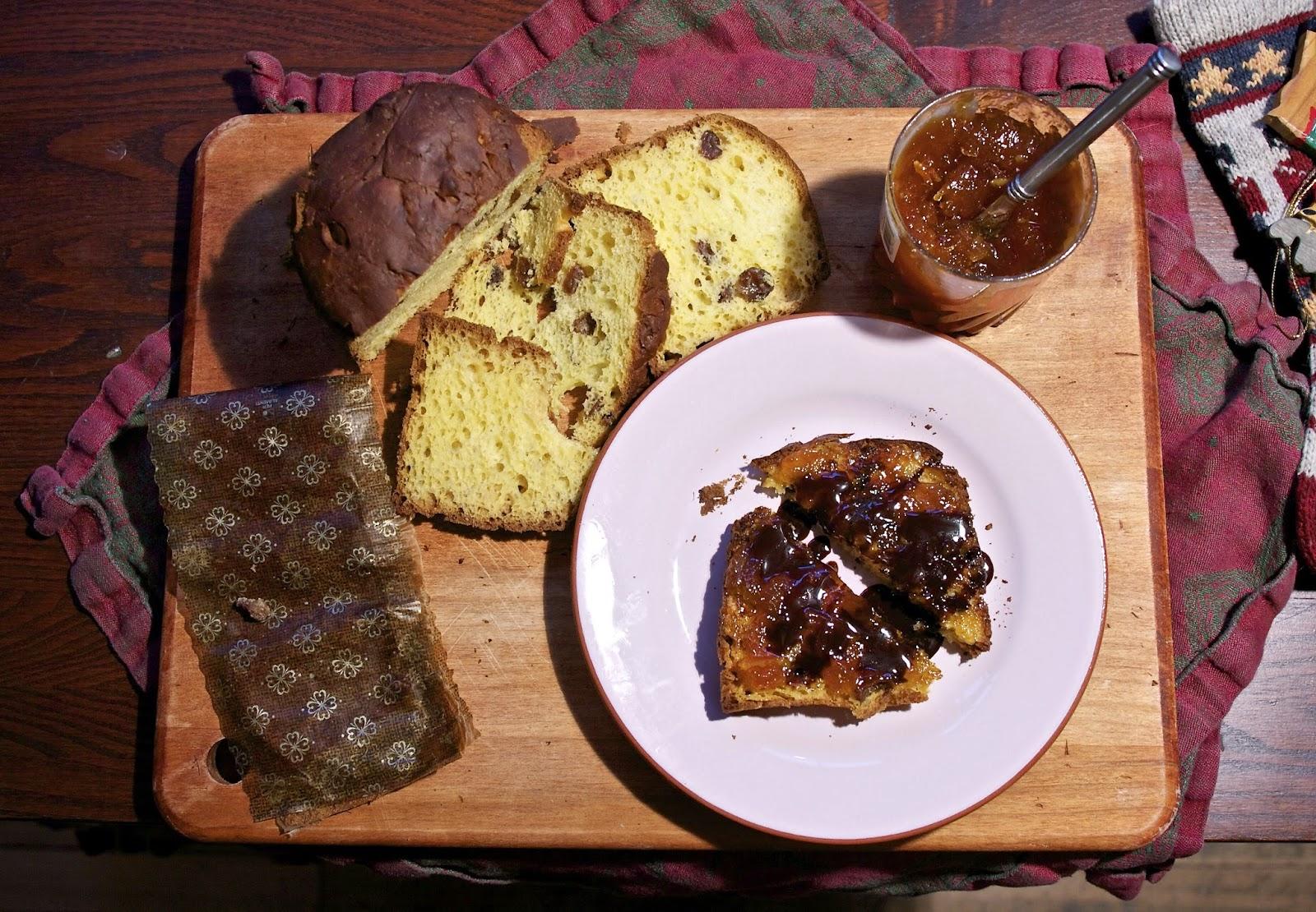 Quick & Easy Panettone Dessert- simplelivingeating.com