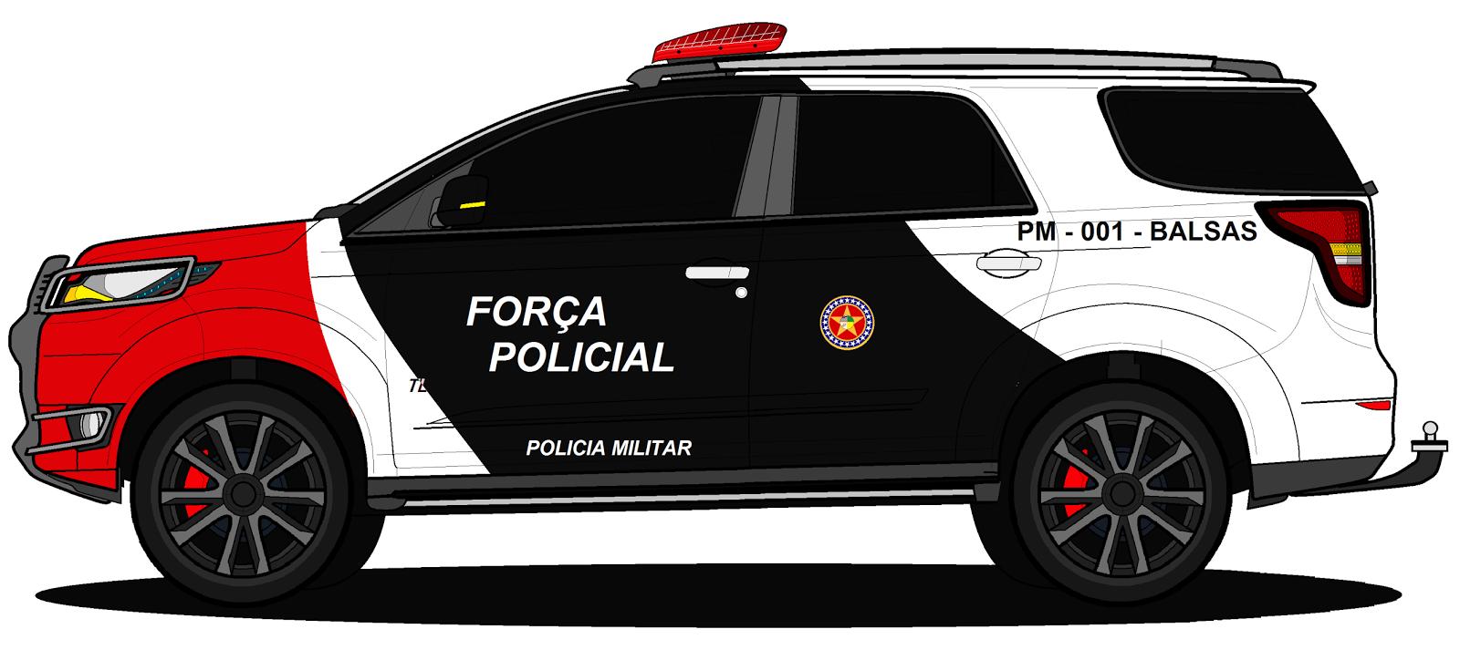 PT-Motors: Policia Militar do Maranhão Ganha 250 Unidades ... Felipe 250