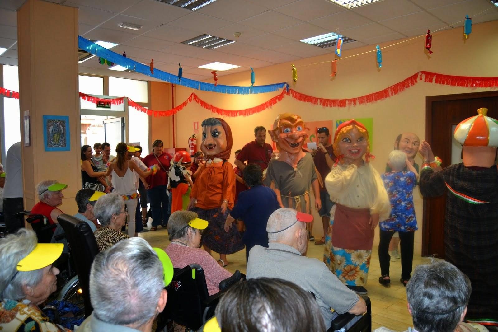 Festes de la Residència Ballús de Valls