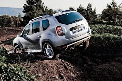 2011 Renault Duster Wallpaper