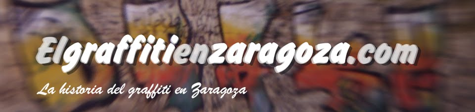 La historia del graffiti en Zaragoza