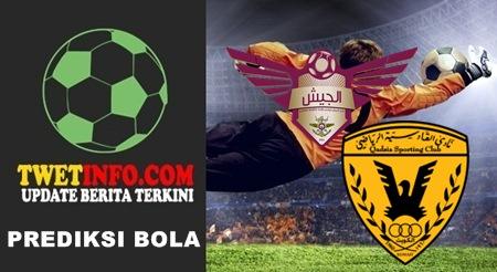 Prediksi Jaish vs Al Qadsia, AFC Cup 15-09-2015