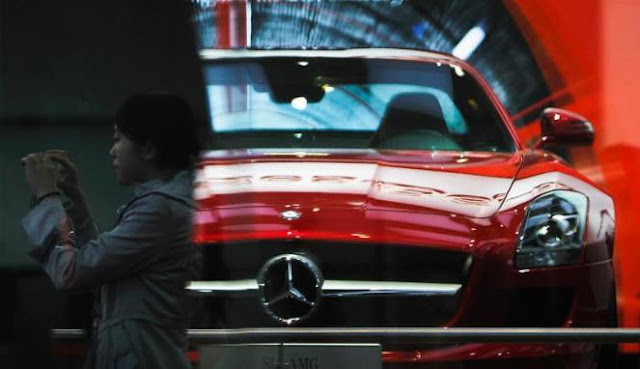 Gambar Mobil Modifikasi BMW Auto Shanghai 2011