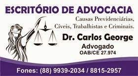 Dr. Carlos George - Advogado