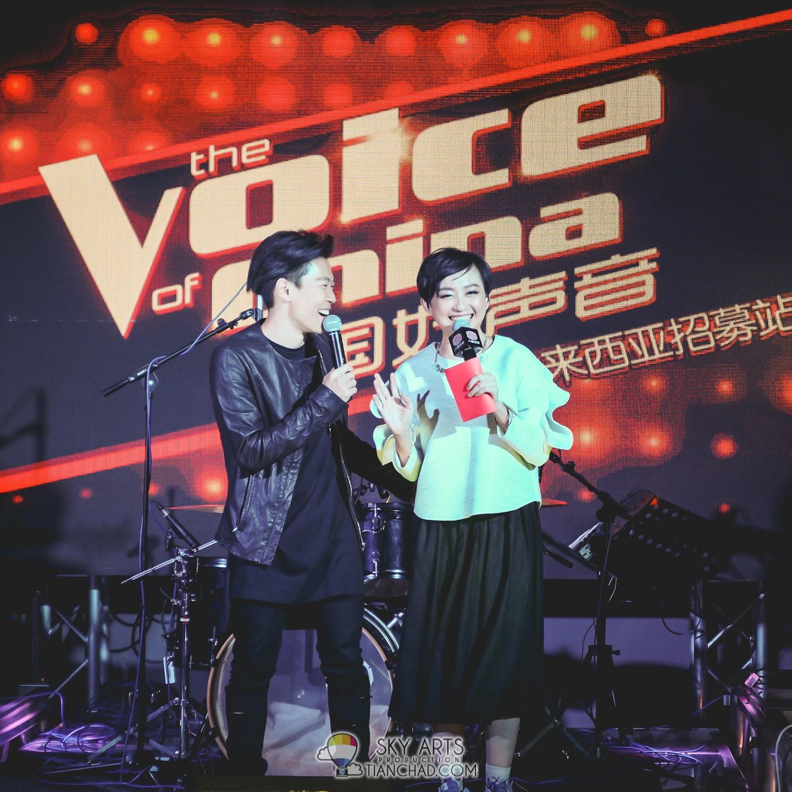 在主持人李欣怡的追问下,张诒博表示在盲选舞台时,希望周杰伦会为他转身。