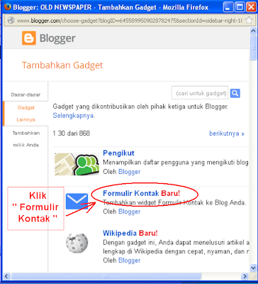 cara membuat contact form pada blog-4