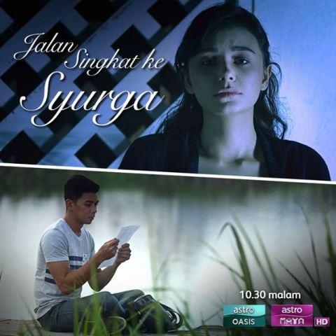 Jalan Singkat Ke Syurga (2015) Astro - Full Telemovie