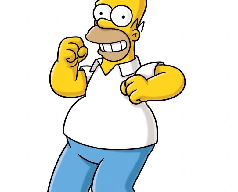 Desenhando com l pis como desenhar hommer simpsons - Bart simpson nu ...