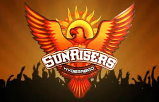 Lyrics of SunRisers (Telugu)