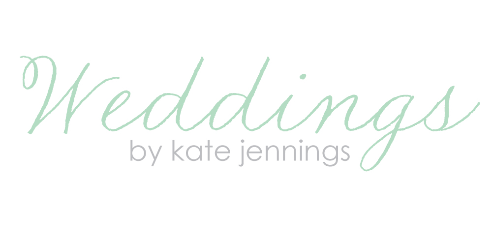 Weddings by Kate Jennings