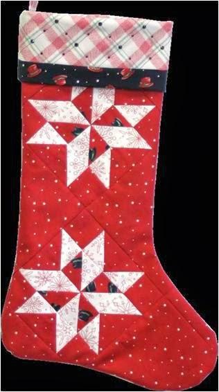 Free pattern! Stocking