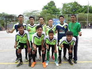team Futsal SMK Muhammadiyah 1 Surabaya