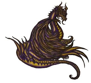 Drachenheim Majesty Dragon Magnus