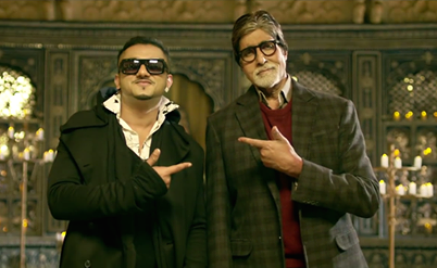 PARTY WITH BHOOTHNATH LYRICS - HONEY SINGH SONG | Amitabh Bachchan