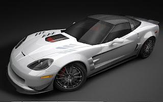 Hennessey Z700 Corvette