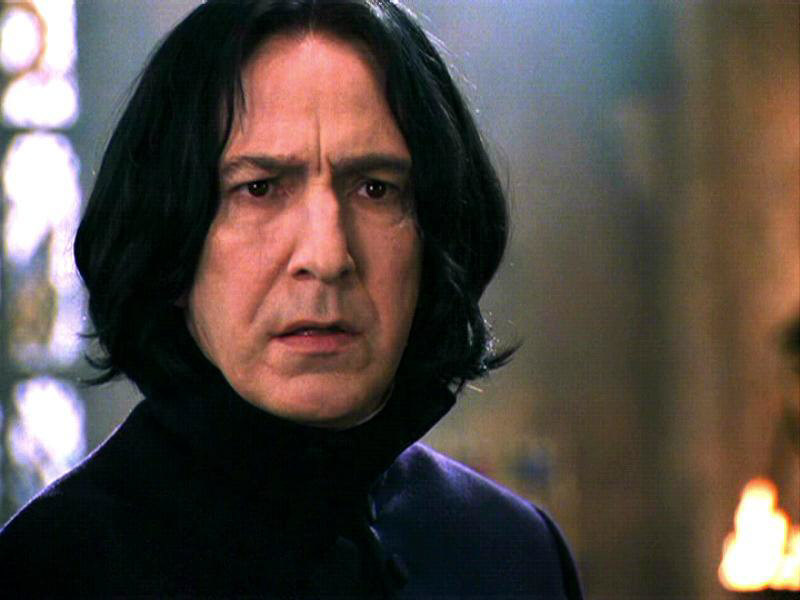 Alan Rickman - Photo Colection
