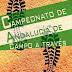 Resultados de los Campeonatos de Andalucía de campo a través
