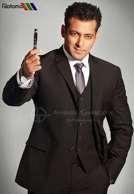 Salman In Rotomac Ad