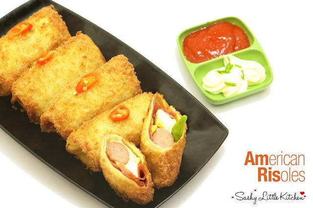 American Risoles (Amris) - Sashy Little Kitchen: Home