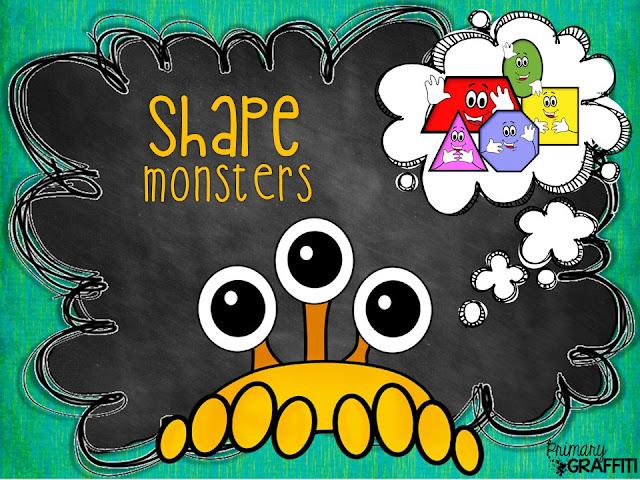 https://www.teacherspayteachers.com/Product/Shape-Monster-Craftivity-367617