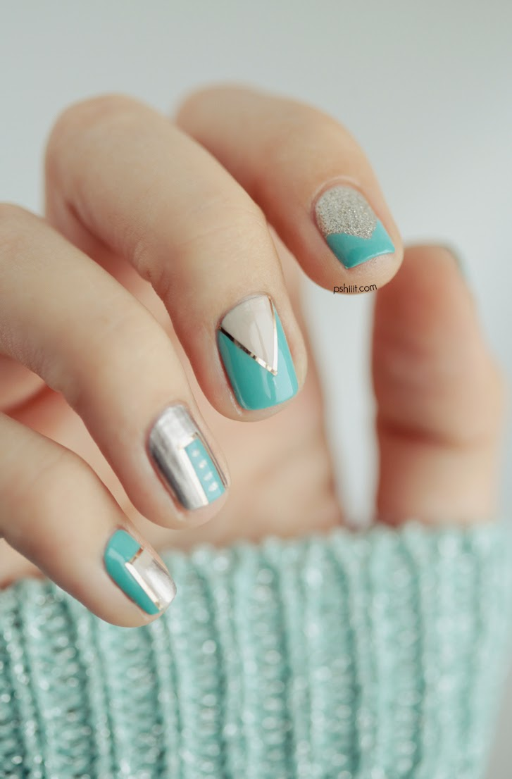 beautiful nails with nail art