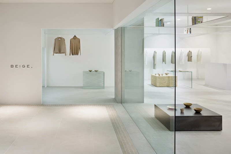 Ilia estudio interiorismo minimalismo serenidad y pureza - Diseno interior minimalista ...