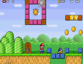 Mario Yıldız Avı Oyunları