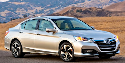 Honda to Build 2014 Accord Hybrid at Ohio Plant