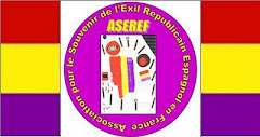 ASEREF Association pour le Souvenir de l'Exil Republicain Espagnol en France