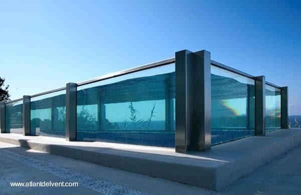 Arquitectura de casas fotos de piscinas modernas for Disenos de piscinas para casas