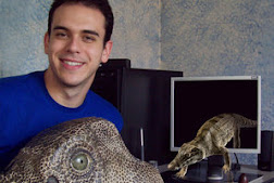 Paleoartista Rodolfo Nogueira