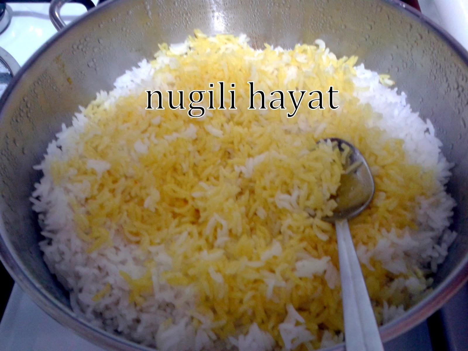 İran pilavı nasıl yapılır