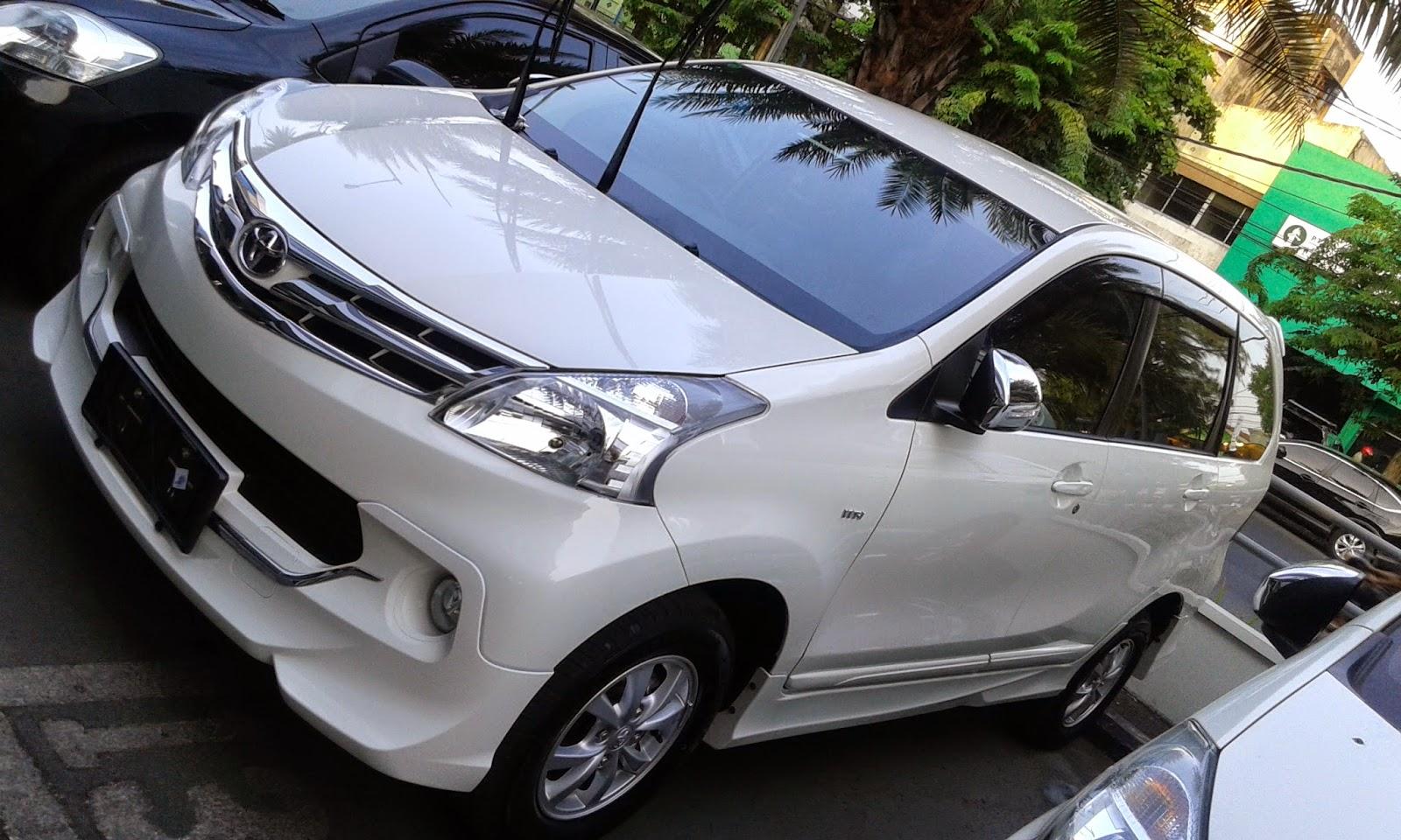 Toyota Avanza Automatic Surabaya