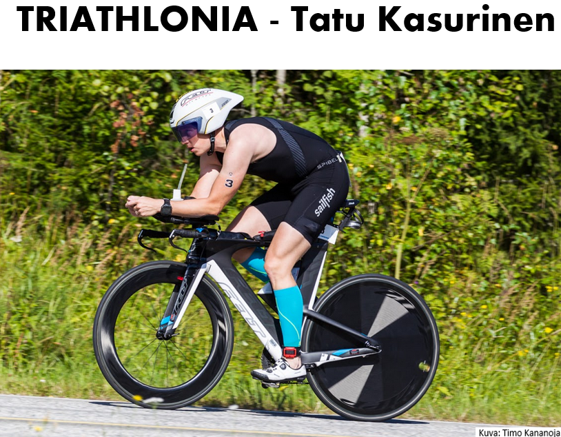 Triathlonia -Tatu Kasurinen