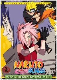 Naruto Shippuden 2ª Temporada Torrent Dublado (2008)