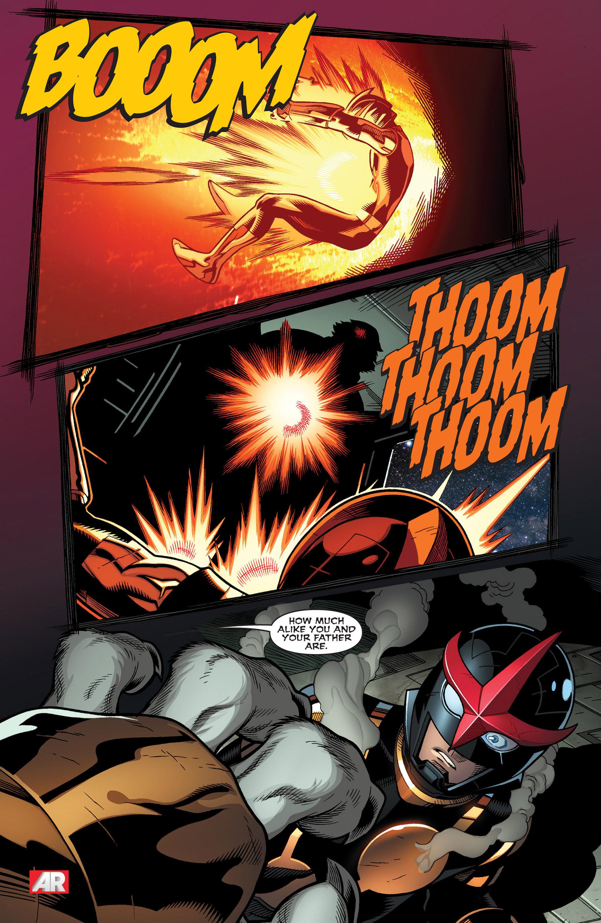 Nova (2013) - Chapter  4   pic 7