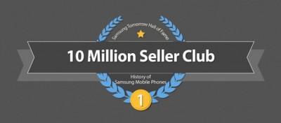 Ini Dia Produk Samsung dengan Penjualan 10 Juta Unit Lebih