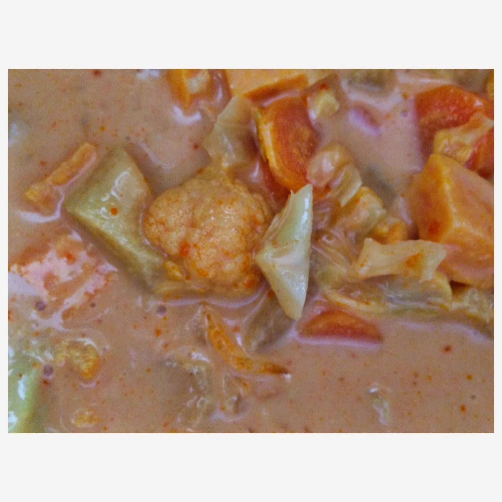 Vegan Mulligatawny Detox Soup Recipe