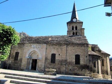 Iglesia Bossost, Romanico Valle Aran