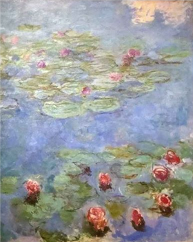 "monets waterlilies essay ""the whipping"" is a poem written by robert hayden robert hayden is an african american technically gifted poet, essayist and educator."