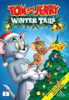 Capa - Tom e Jerry Temporada de Inverno