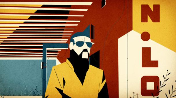 Doctor Ojiplático. Tribute to Drive. Tom Haugomat & Bruno Mangyoku. Cortometraje Animación | Animation Short