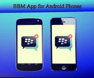 BBM app for Android is launching on Spetember 20